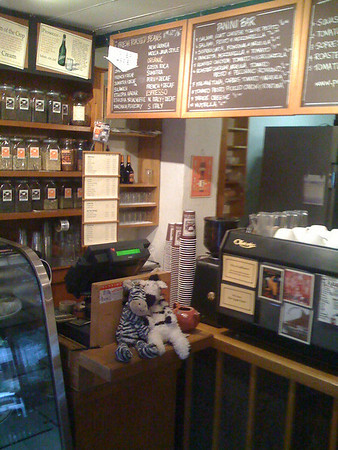 pegasus coffee