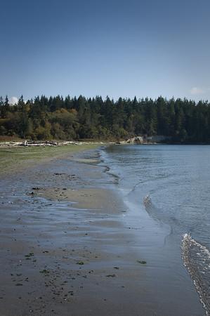 foulweather bluff beach