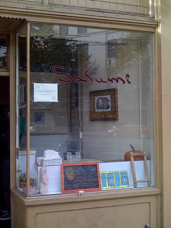 salumi window