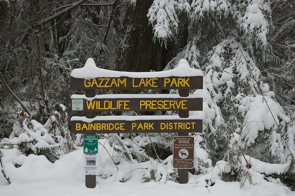 gazzam lake park