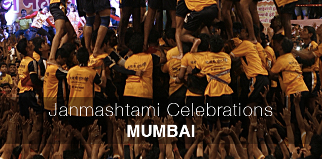 Dahi Handi, Janmashtami Celebrations