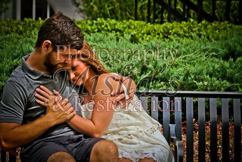 Sharp Couple gets Engaged