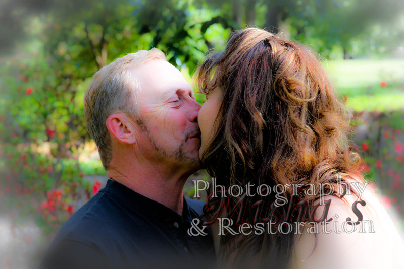Engagement Photos: Tammy & Russ