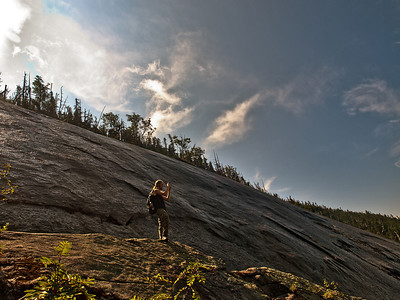Shining Rock Spur