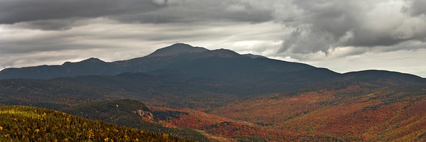 Mt Washington from Mt Parker 24x8